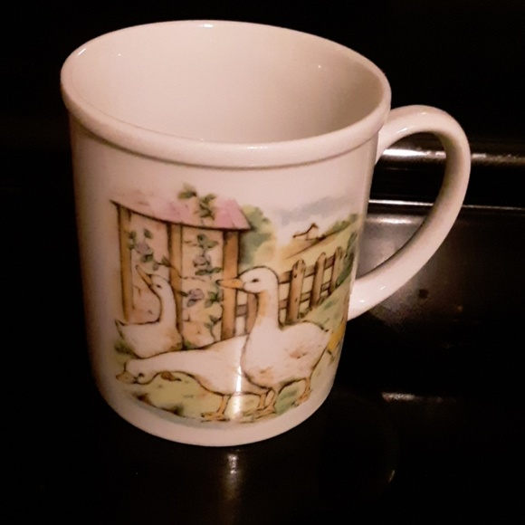 Vintage Other - Vintage Duck coffee cup